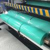 500mm LLDPE fundido 12 meses de película Anti-UV da ensilagem da película do envoltório da ensilagem da cor verde