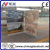 El panel decorativo del vidrio manchado del grado aprobado del edificio del CE