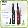 Wholesales Factory Prices를 가진 2014 최신 대륙간 탄도탄 2 Hebe Vapor Best Dry Herb Variable Temperature Vaporizer Ecigarette Kit