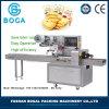 Prix complètement automatique de machine à emballer de poche de biscuit d'usine de Foshan
