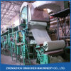 1092mm Small Waste Paper Recycling Machinery a Produce Tissue Paper