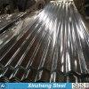 Dx51dは屋根ふきのシートによって電流を通された鉄の屋根ふきシートを波形を付けた