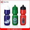 La plastica mette in mostra la bottiglia di acqua, bottiglia di sport della plastica, bottiglia di plastica della bevanda 800ml (KL-6126)