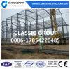 Taller prefabricado de la estructura de acero/almacén del marco de acero