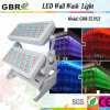 Il professionista Lights/192*3W RGBW impermeabilizza l'illuminazione della lavata della parete di IP67 LED
