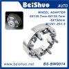 Adaptador superficial de plata anodizado de la rueda