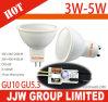 Ampoule GU10 DEL Dimmable de RoHS 14 PCS 5730 SMD DEL de la CE