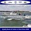 Bestyear fibra de vidrio del barco de pesca Yfishing 21 Hardtop Cuddy Barco