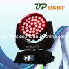 클럽 가벼운 36*10W RGBW 크리 사람 LED 이동하는 맨 위 세척