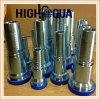 Accesorios hidráulicos del acero inoxidable de la alta calidad Accesorios de Parker Jic
