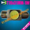 LEIDENE van de auto Slinger Btle145 T10 31mm/36mm-1W