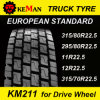 Drive Wheel를 위한 Km211 Truck Tire