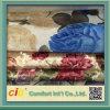 Tissu populaire d'impression de sofa pour le marché de Moyen-Orient