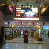 Afficheur LED polychrome de publicité d'intérieur de location