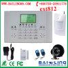 GSM SMS het Alarm van de Veiligheid van het Huis van het Systeem van het Alarm