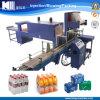 Machine à emballer automatique d'emballage en papier rétrécissable de film de bouteille d'eau