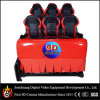 7D Motion Theater Entertainment Equipment pour Amusement Park