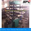 Gummifliese-vulkanisierendruckerei, Gummivulkanisierendruckerei, vulkanisierendruckerei