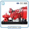 Einzelnes Stadiums-doppelte Absaugung-aufgeteilte Fall-Feuer-Pumpe durch Diesel