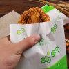 De alta calidad de bajo precio a prueba de grasa llevar sacos de papel de alimentos