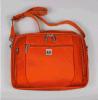 2017 Venda Quente Saco para computador portátil de cor laranja Saco de ombro único com boa qualidade