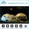 Dome Green Garden House avec verre et paroi EPS, Profils en aluminium Serre