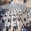 Plastic Steun van het Dek van Foshan de Waterdichte Op zwaar werk berekende Regelbare voor Voetstuk