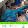 スリランカの500kw 1000kw 5000kwフランシス島の発電機EPCのプロジェクト