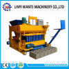 Wt6-30移動式コンクリートブロック機械、機械を作る移動式空のブロック