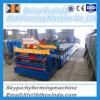 Telhado de metal vidrada máquina produtora de aço máquina de laminação de folhas de metal