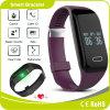 Вахта Bluetooth шагомер монитора калории монитора сна монитора тарифа сердца кнопки касания горящий
