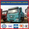 Op zwaar werk berekende 6X4 30 Ton HOWO die de Zware Vrachtwagen van de Kipper van de Stortplaats laden