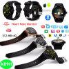 3G/Sport/WiFi Bluetooth Smart montre téléphone portable avec moniteur de fréquence cardiaque K89h