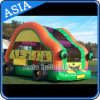 Bouncer mobile dell'automobile dei bambini di noleggio gonfiabile del partito