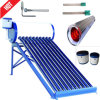 Calefator de água quente solar compato do sistema solar de câmara de ar de vácuo de Non-Pressure/Unpressure