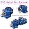 SRC سلسلة حلزوني والعتاد المخفض