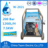 Bewegliche 7.5kw 20MPa Hochdruckunterlegscheibe-Pumpen