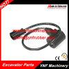 Válvula de solenóide giratória da máquina escavadora PC120-6 de KOMATSU