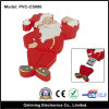 Christmas Wholesale Rubber USB Flash Drive (PVC-CS006)를 위한 선전용 Gift