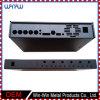 O OEM comuta do metal elétrico da caixa do cerco da tração da junção as tampas elétricas para caixa superior ajustada