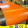 0,45 mm/0,5 mm en acier galvanisé pré peintes Prix de la bobine