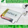 20c Batterij 602540 Li-Polymeer Batterij 7.4V 3.7V 500mAh van de Helikopter van RC voor F183 F182 Vliegtuigen Quadcopter
