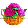 La main le crochet de thé Thé cosy cosy porte-pot de thé chaud