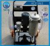 25 aan 150L Machine van de Filter van de Olie van de Hoge Efficiency van /Min de Mini