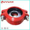 La abrazadera del tubo de hierro dúctil con FM certificados UL