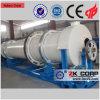 Secador rotativo de cimento para economia de energia