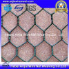PVC上塗を施してある鉄ワイヤー六角形ワイヤー網の鶏の網