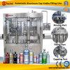 Máquina de rellenar del licor automático