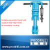 Y26 Main-Held Type Pneumatic Rock Drill pour Granite