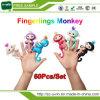 Mini giocattoli interattivi della scimmia del bambino dei pesciolini per il regalo dei capretti